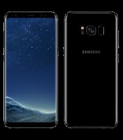 Celular Samsung Galaxy S8 color negro, openbox